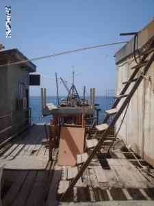 Makeshift brothel, Karavostasi (Gemikonağı), Cyprus