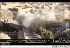 """بالصور: تنظيم """"داعش"""" الإرهابي يهدم الحسينيات والمزارات الإسلامية المقدسة في محافظة نينوى العراقية (AhlulBayt News Agency, 5th July 2014)"""