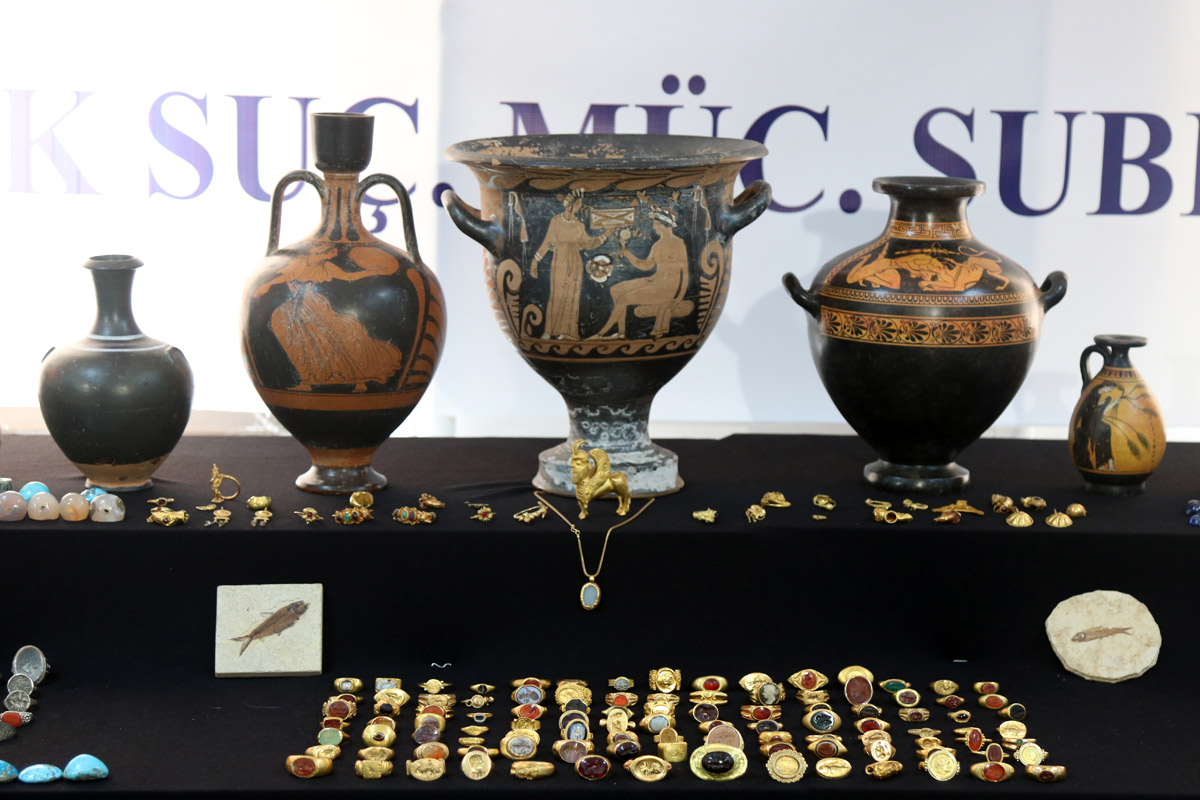 Demir, 2018, Turkey illicit antiquities trade 181019